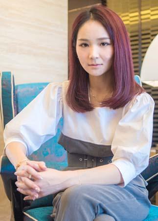 尚层设计师朱嘉琳
