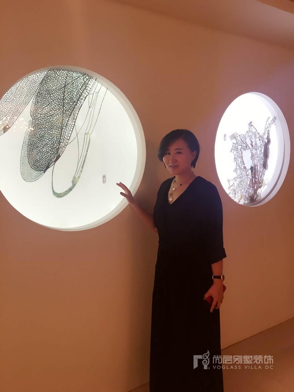 尚层首席设计师李娜